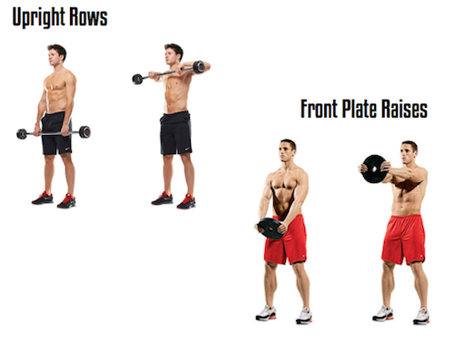 how to work out your shoulders with dumbbells